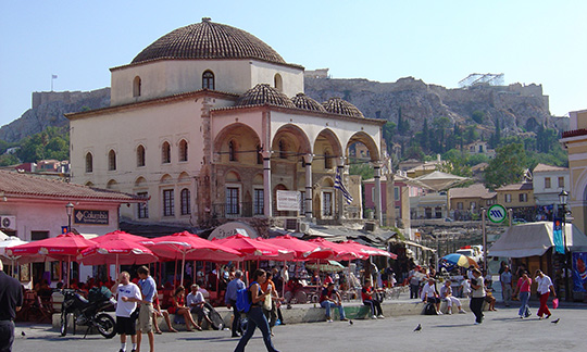 Monastiraki & the Flea Market
