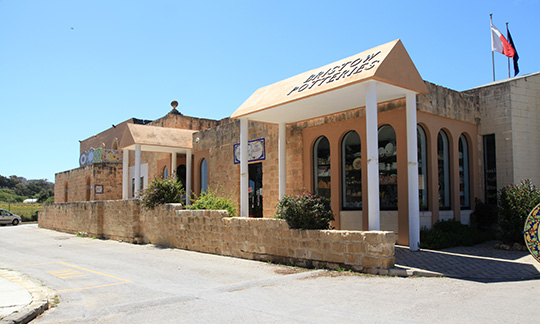 Ta Qali Crafts Village