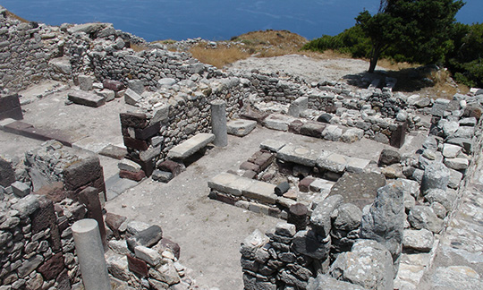Ruins of Ancient Thira